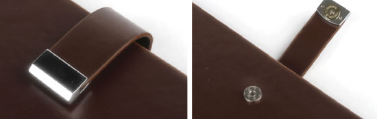 書扣舌帶製作介紹,五金磁釦舌帶