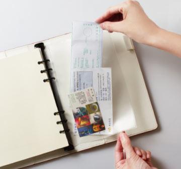 可選用文具相關實用品,PVC收納袋 Colros : 透明