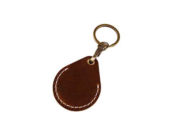 CEE00003 / 莫蘭迪系列鑰匙扣(水滴型) / PU仿皮